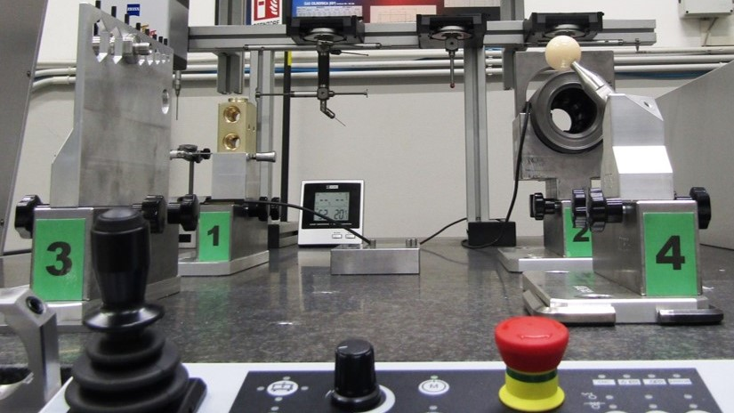 A new modular system for metrology: fast, safe and precise